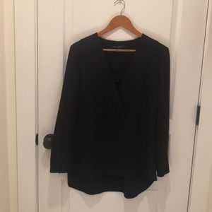 French connection tunic top